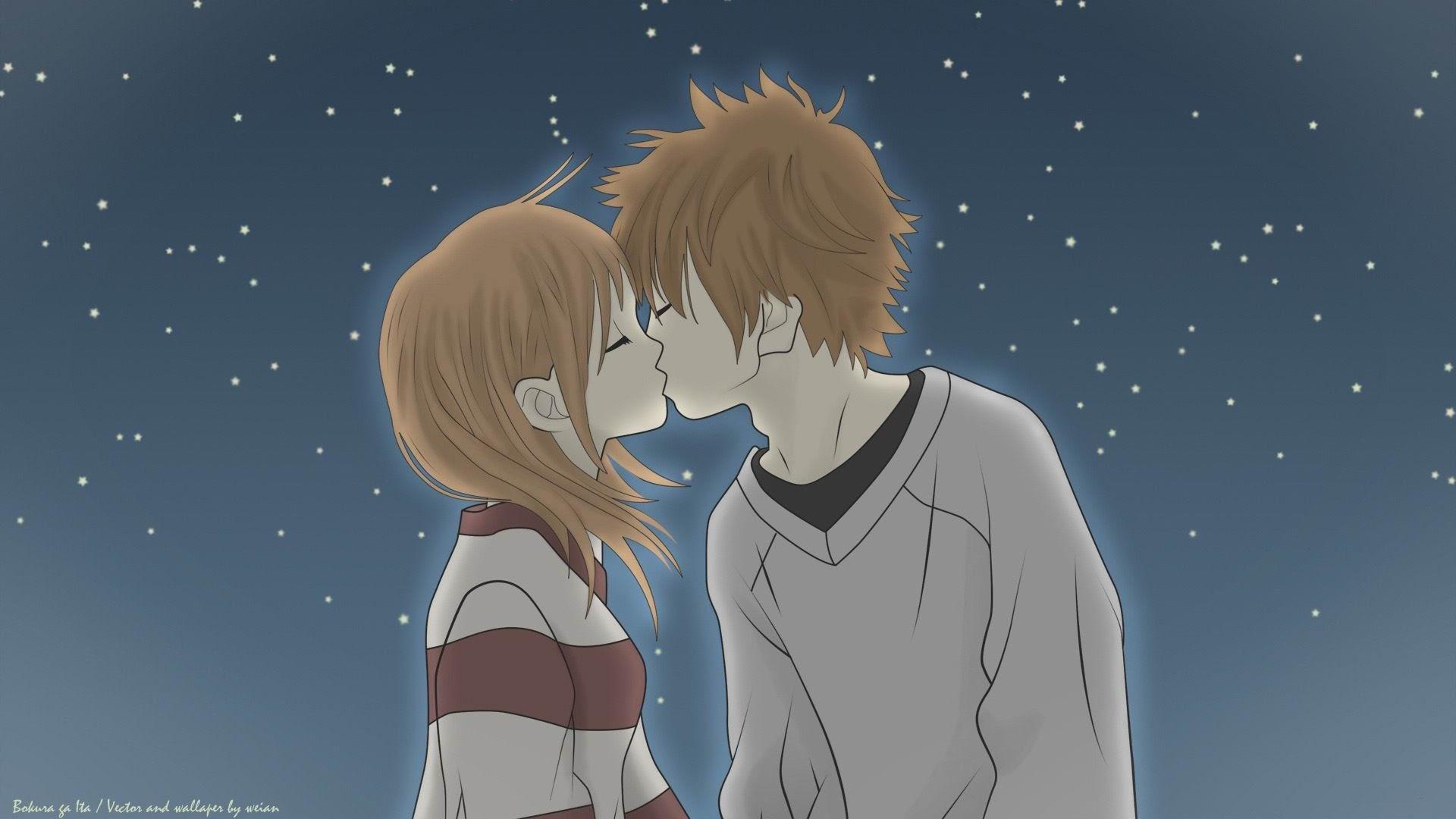 Anime Love Wallpaper 78 Images