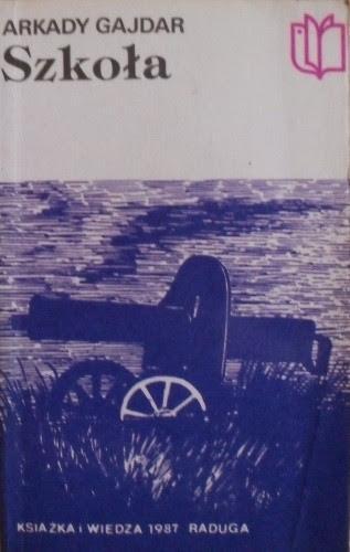 Okładka książki Szkoła