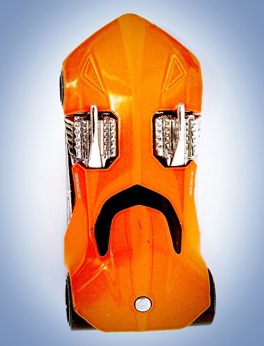 Sad Car Face
