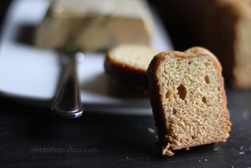Foie gras e pan di spezie