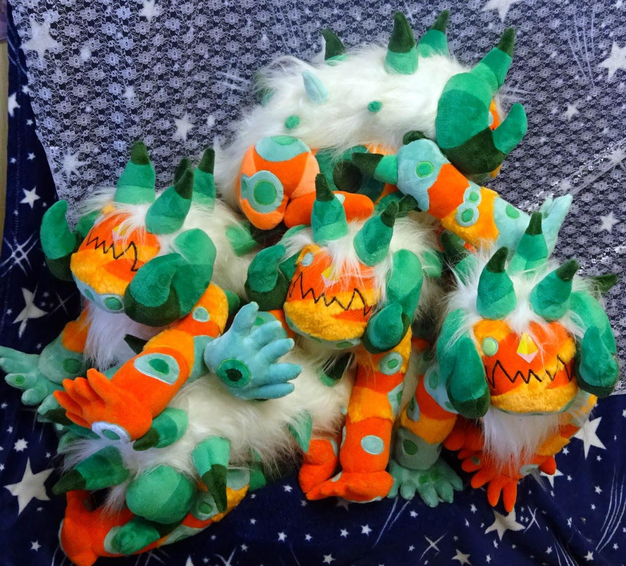 pile of Jaspers