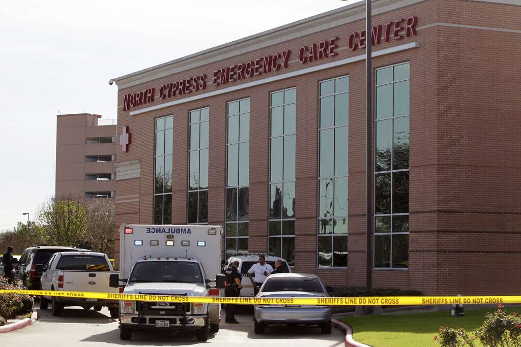 Image result for North Cypress Medical Center shooting