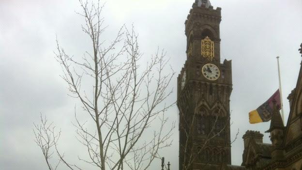 Bradford City fire memorial - ITV News