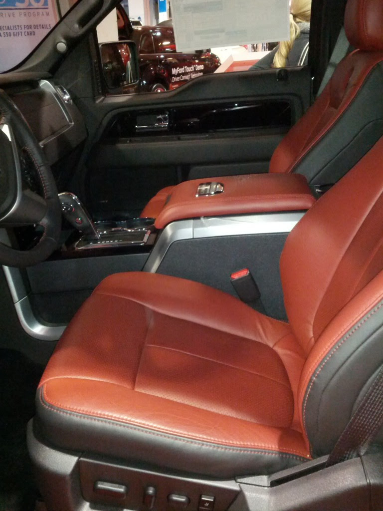2013 Ford F150 Limited Interior Stevens Virtual Automotive