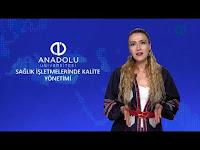 SAĞLIK İŞLETMELERİNDE KALİTE YÖNETİMİ - Ünite 4 Konu Anlatımı 1 - Açıköğretim Sistemi - Anadolu Üniversitesi