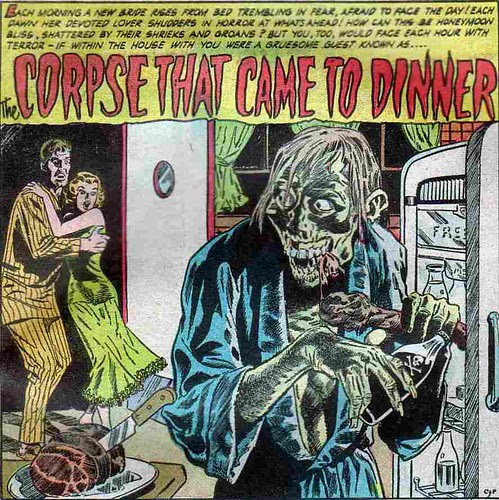 The Corpse that Came to Dinner