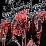 Encore trois soirs de spectacle au pied de la cathédrale de Laon