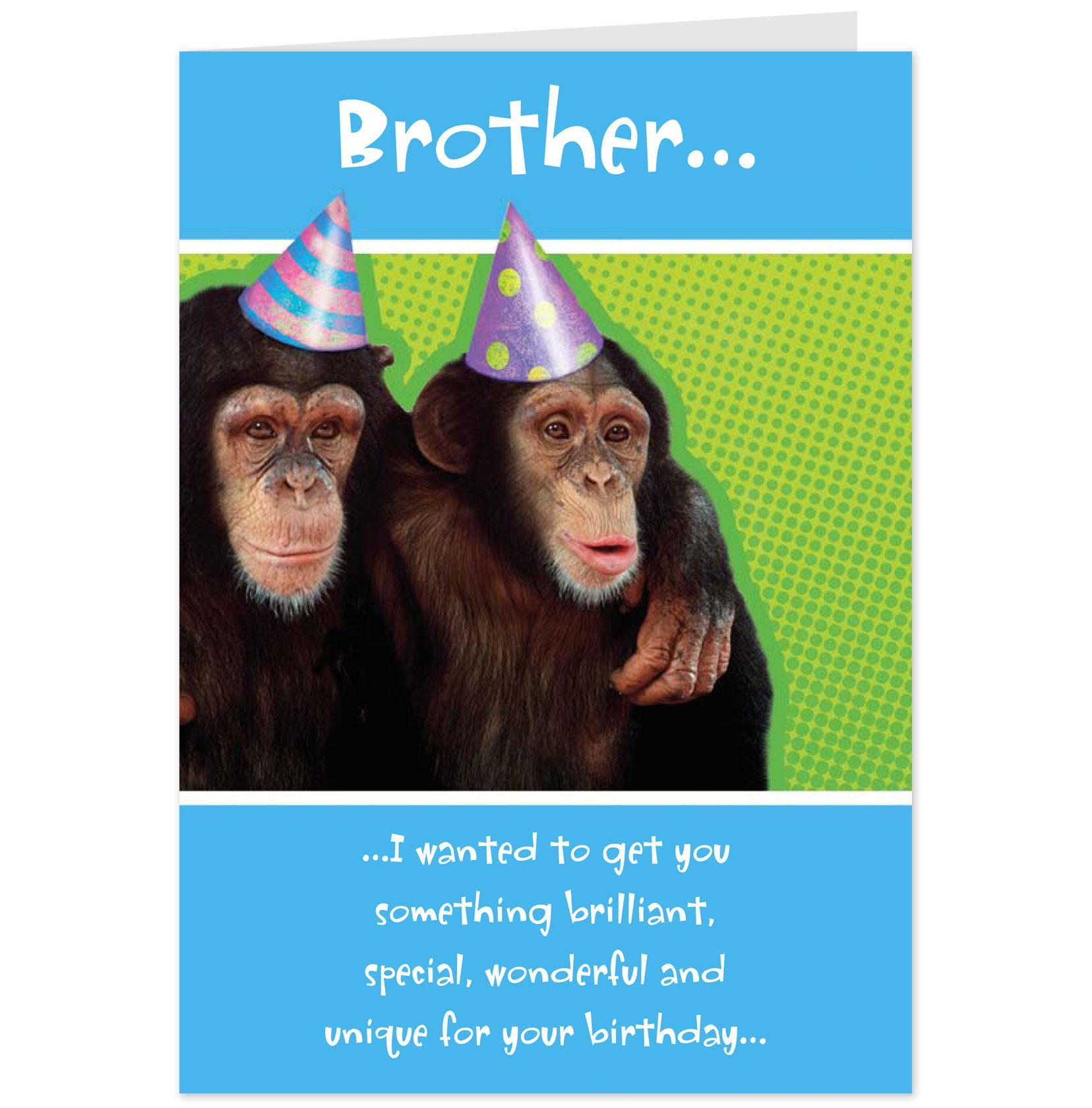 Happy Birthday Jokes For Brother 13