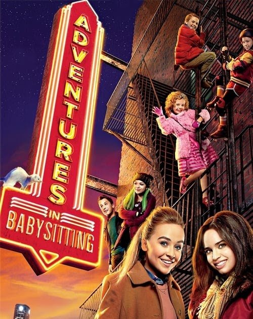 adventures in babysitting 2016 full movie free online