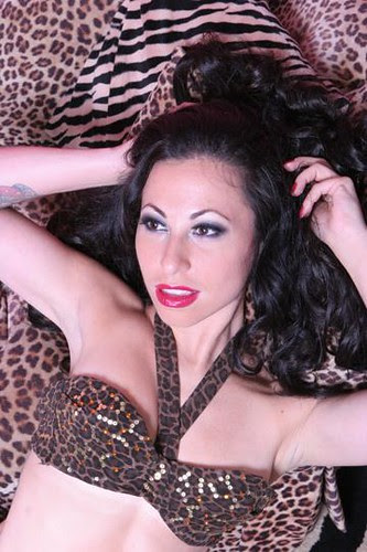 Angie Pontani by Don Spiro