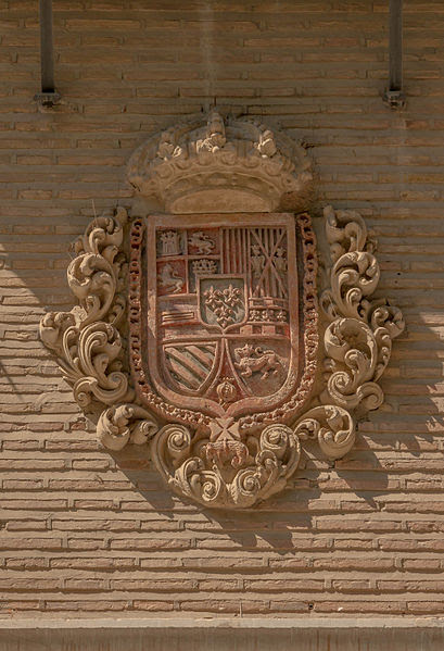 File:Relief CoA kings of Spain church Nuestra Senora de las Angustias, Granada, Spain.jpg