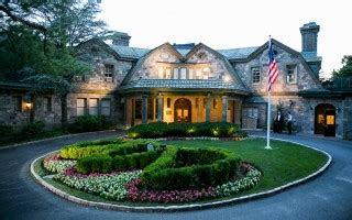 romantic castle  estate wedding sites  ny nj pa