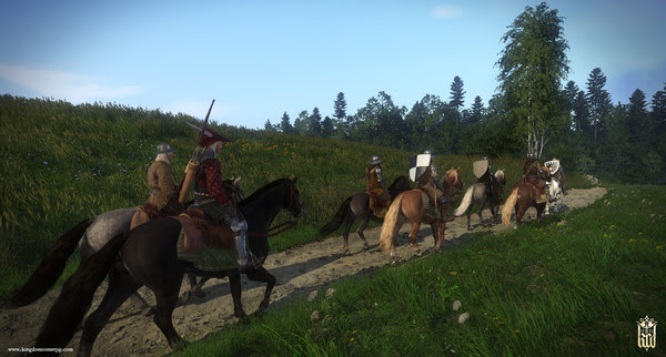 Kingdom Come Deliverance Band of Bastards With All DLCs And Updates Free Download