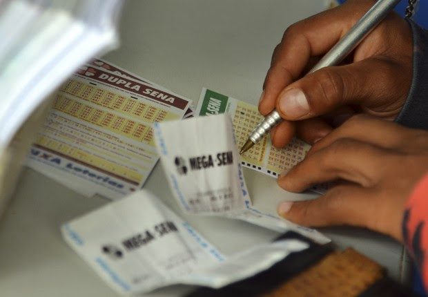 Mega-Sena ; loteria ; jogos de azar ;  (Foto: Wilson Dias/Agência Brasil)