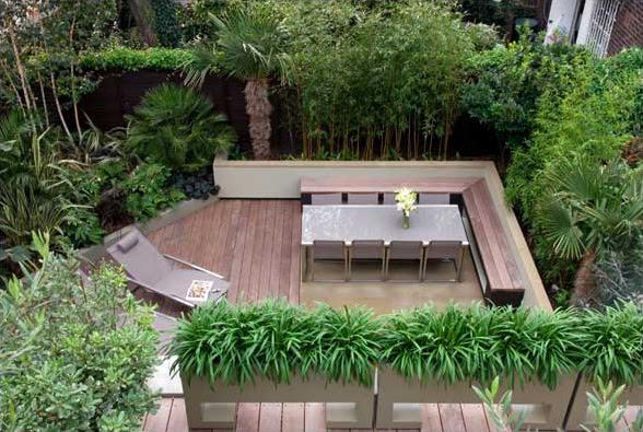 Modern Outdoors - Modern Gardens | Trendir