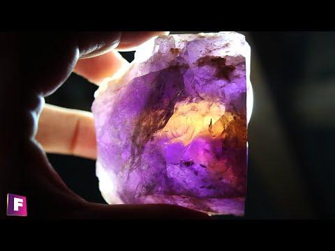 Colección de minerales de Bolivia Colque-Miranda