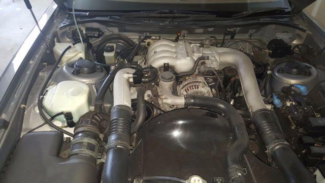 1990 Mazda Eunos Cosmo 13B 2 Rotor Twin Turbo (RX-7 ...