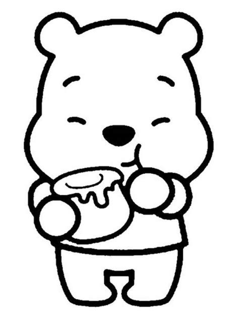 Coloring Pages Cute Things Creative Art