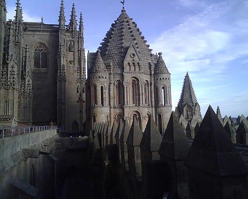 Cathedral of Salamanca Romanesque
