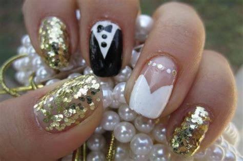 Los mejores diseños de uñas para novias para la Boda