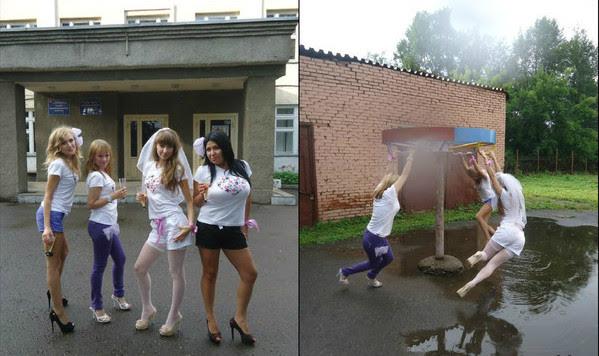 Суровые российские девичники  девичник, прикол, юмор