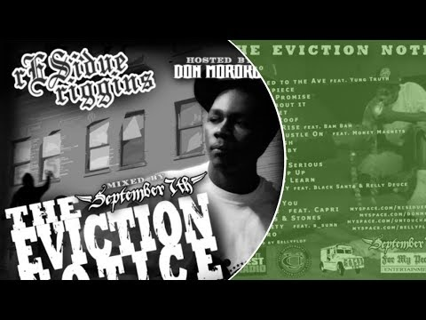 The Eviction Notice mixtape by rESidue riggins (Part 4)