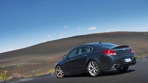 2012 Buick Regal Gs Long Term Road Test Roadandtrack Com