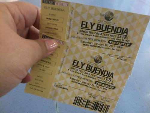 Ely Buendia live! 2013 the repeat