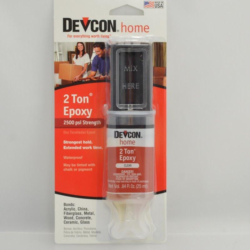 s24375 Tools - Adhesive - 1 oz Devcon Epoxy - 2-Ton (1)