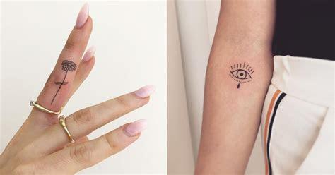 small tattoo ideas inspiration popsugar beauty