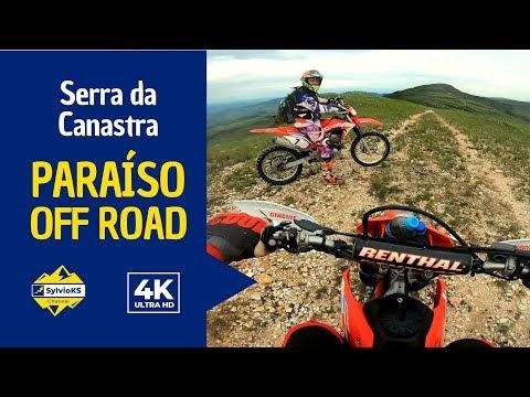 Terminei o ano andando de moto na Serra da Canastra - CRF 250F