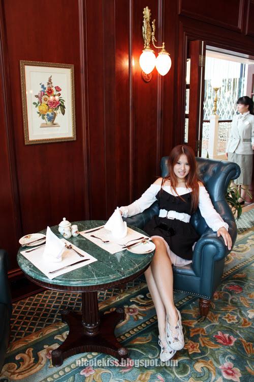 author's lounge