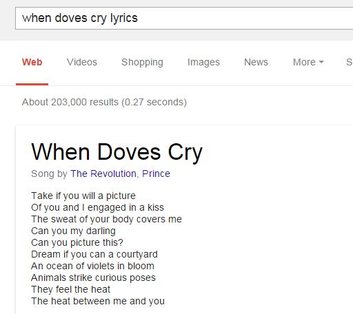68 When Doves Cry Meaning Of Lyrics Lyrics When Doves Cry Meaning Of