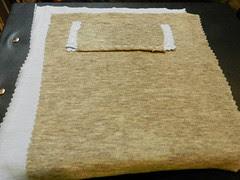 Making padded socks for Thatsit