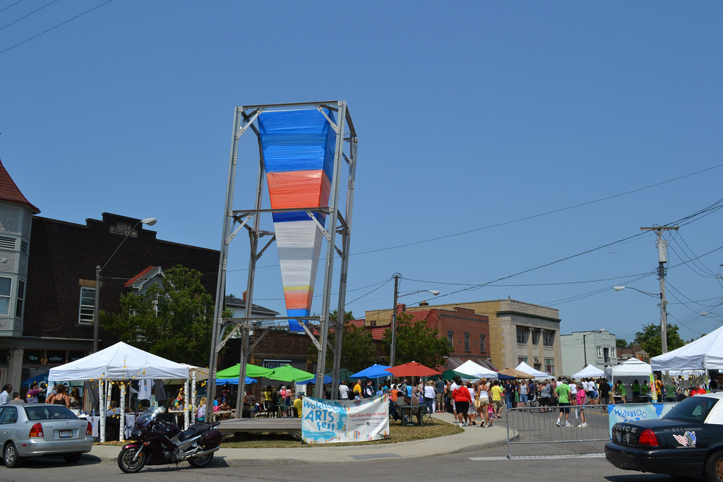 Waterloo Arts Festival 2012