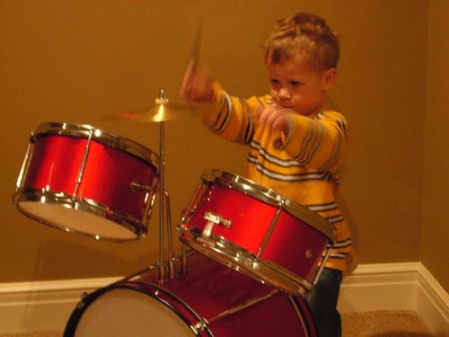 Drumroll Please!