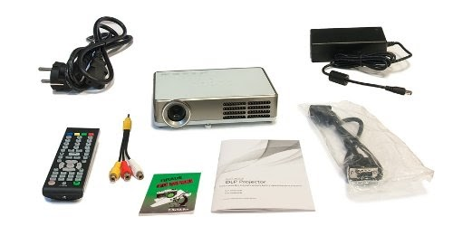 Video projecteur medialy dlp 3d k100 video projecteur for Miroir hd wireless projector