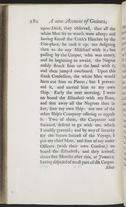 A New Account Of Some Parts Of Guinea & The Slave Trade -Page 180