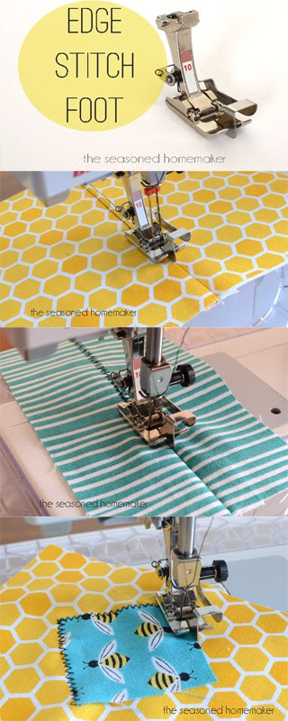 Top Stitching Foot