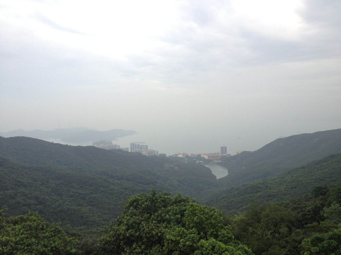 Greener Side of Hong Kong from Victoria Peak photo 2013-09-28172105_zps2045d475.jpg