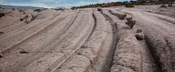 Geólogo asegura que una civilización extraterrestre condujo vehículos todoterreno hace 12 millones de años