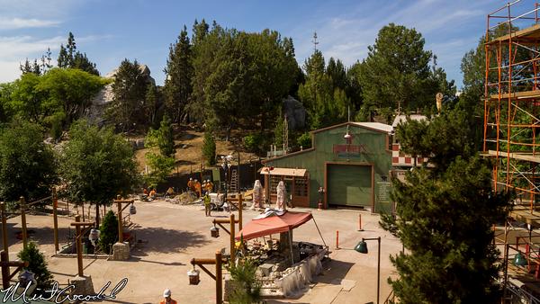 Disneyland Resort, Disneyland, Disney California Adventure, Monorail, Condor, Flats, Grizzly, Peak, Airfield, Humphrey's, Fly, Buy, Refurbishment, Refurbish, Refurb