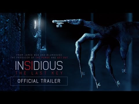 'Insidious: The Last Key' .. Official Trailer (HD)