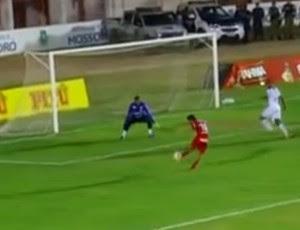 Ciel Potiguar 200º gol  (Foto: Reprodução/Inter TV Cabugi)
