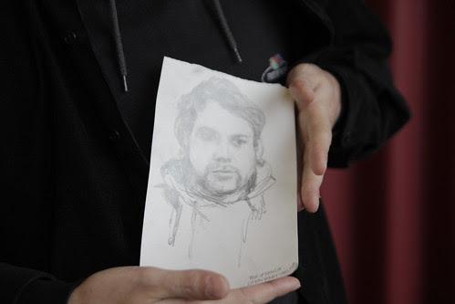 Virgil's portrait