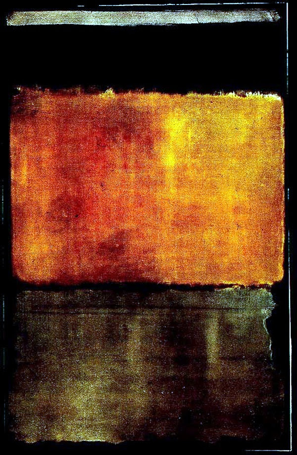 Beautiful Examples of Abstract Expressionism Art Works (7)