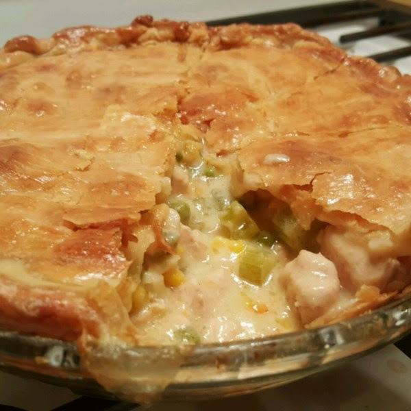Chicken Pot Pie IX P