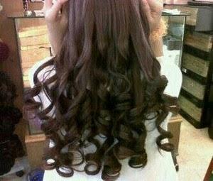 Gambar Rambut Pendek Keriting Gantung - gaya foto