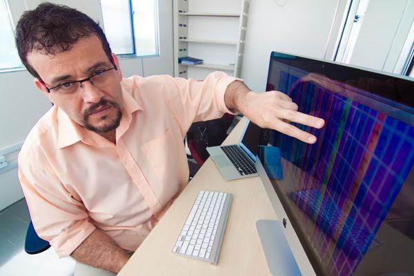 Sandro José de Souza, Professor e pesquisador do Instituto do Cérebro - UFRN: Da mesma forma que um médico faz uso de dados clínicos ou usa dados de um teste de hemograma, ele vai usar também a informação genética.