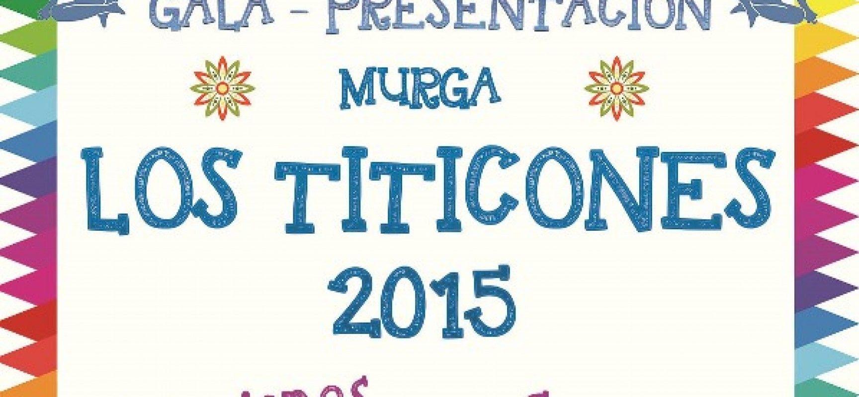 Los Titicones se presentan este sábado en San Sebastian de La Gomera